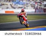 valencia  spain   november 11 ...   Shutterstock . vector #518028466