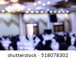 abstract of blurred people in... | Shutterstock . vector #518078302