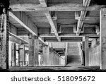 design element. abandoned... | Shutterstock . vector #518095672