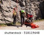 trieste  italy   septemper  25  ... | Shutterstock . vector #518119648