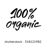 black and white handwritten... | Shutterstock .eps vector #518121982