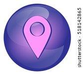 location icon vector....
