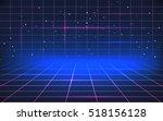 dark abstract background made... | Shutterstock .eps vector #518156128