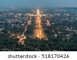 Small photo of Aerial view of Islamabad city the capital of Pakistan.