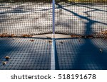 abstract tennis court center... | Shutterstock . vector #518191678