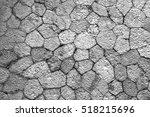 Stone Paving Background Fence