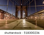 New York  Brooklyn Bridge In...