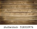 old brown wooden wall  detailed ... | Shutterstock . vector #518310976