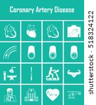 coronary artery disease symbol