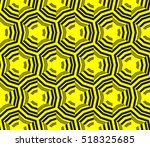abstract geometric wallpaper.... | Shutterstock .eps vector #518325685