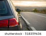 car rental parking on the...   Shutterstock . vector #518359636