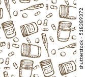 Medical Seamless Pattern In...