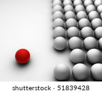 individuality | Shutterstock . vector #51839428
