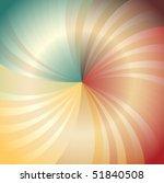 abstract swirl background  ... | Shutterstock .eps vector #51840508