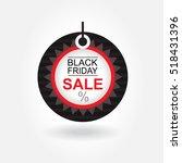 black friday. purchase. price... | Shutterstock .eps vector #518431396