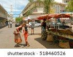 Saint Denis  Reunion Island ...
