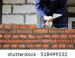 professional construction... | Shutterstock . vector #518499232