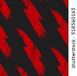 seamless texture with lightning....   Shutterstock .eps vector #518560165