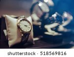 luxury watches | Shutterstock . vector #518569816