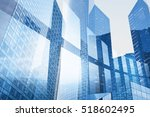 Abstract Business Interior...
