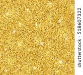 gold glitter seamless pattern
