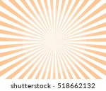 sunburst background. vector... | Shutterstock .eps vector #518662132