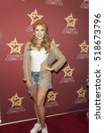 renee olstead arrives at... | Shutterstock . vector #518673796