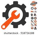 Service Tools Icon With Bonus...