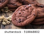 Double Chocolate Chip Cookies...