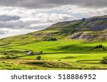 Green Hillside Of The Yorkshir...