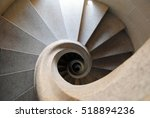 Abstract Pattern Of Spiral...