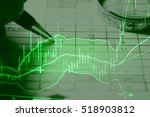 commodity digital data... | Shutterstock . vector #518903812