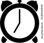 clock icon. clock icon.clock... | Shutterstock .eps vector #518944945