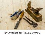 vintage tools   Shutterstock . vector #518969992