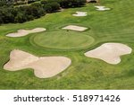Golf Course For Players.