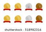 ranking  medal | Shutterstock .eps vector #518982316
