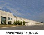 commercial warehouse | Shutterstock . vector #5189956
