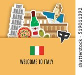 Italy Travel Background ...