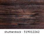 dark wooden texture. wood brown ...   Shutterstock . vector #519012262