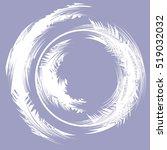 abstract vector illustration.... | Shutterstock .eps vector #519032032