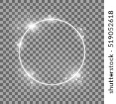 shining round xmas festive... | Shutterstock .eps vector #519052618