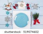 Christmas Dinner Background...