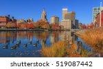 Fall Foliage In Providence ...