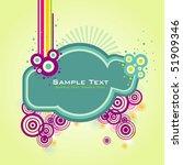 fantasy vector illustration | Shutterstock .eps vector #51909346