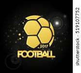 football championship banner.... | Shutterstock .eps vector #519107752