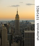 new york    september 7  the... | Shutterstock . vector #51914821