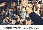 people friendship togetherness... | Shutterstock . vector #519149962