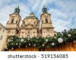 The Church Of St Nicholas...