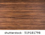 Natural Brown Wood Lath Line...