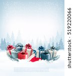 Holiday Christmas Background...